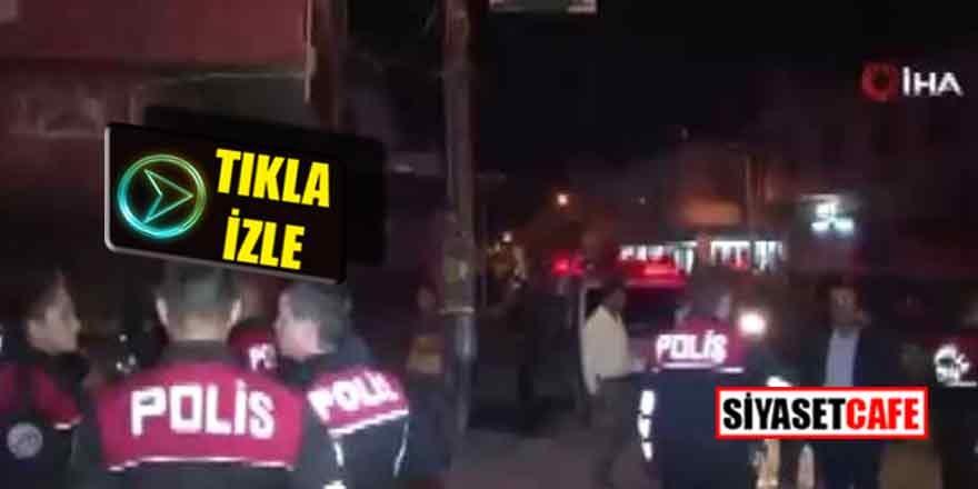 Adana'da gece yarısı silahlı çatışma