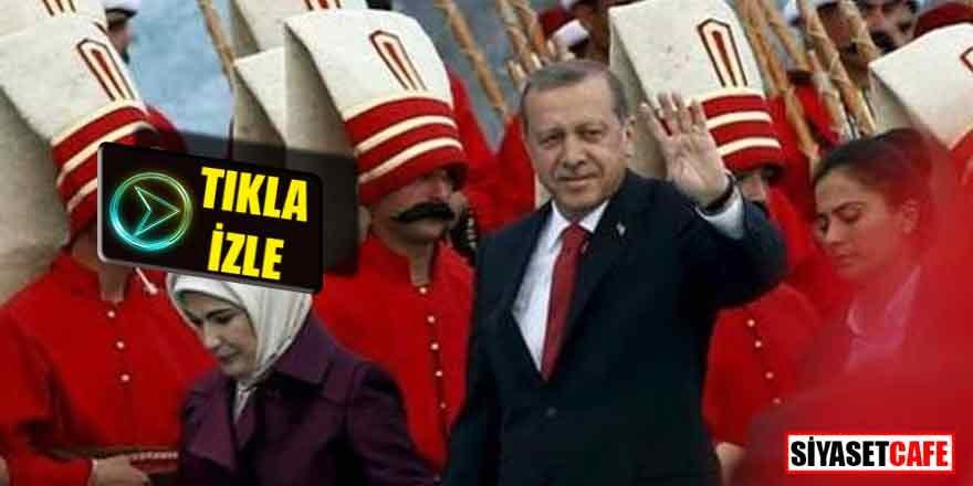 Erdoğan'dan Osmanlı eleştirilerine sert  çıkış