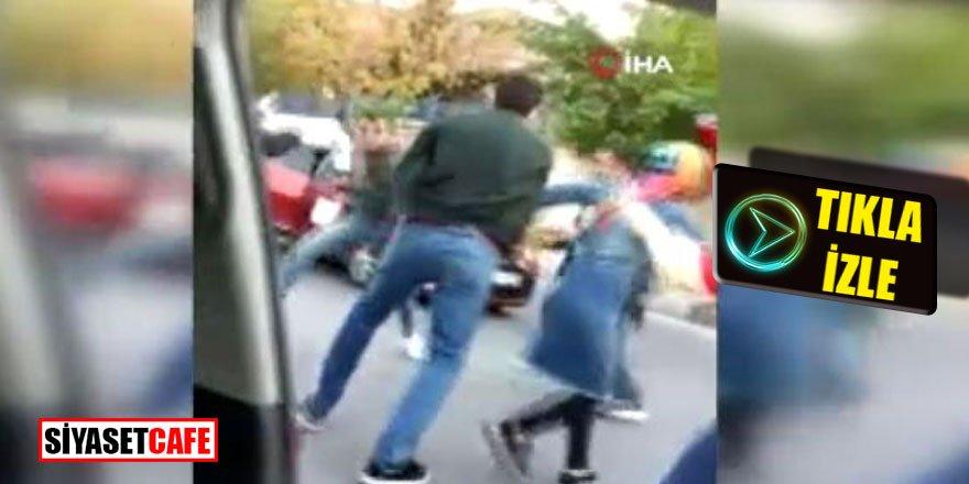 Sınavı geçemeyince sürücü kursu hocasını dövdüler