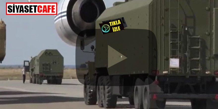 Türkiye'den dünyaya S-400 selamı! İşte ilk test fotoğrafları