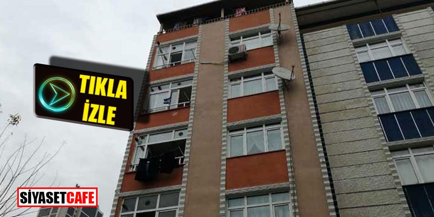 İstanbul'da korkunç olay: İki kişiyi binadan aşağı attılar