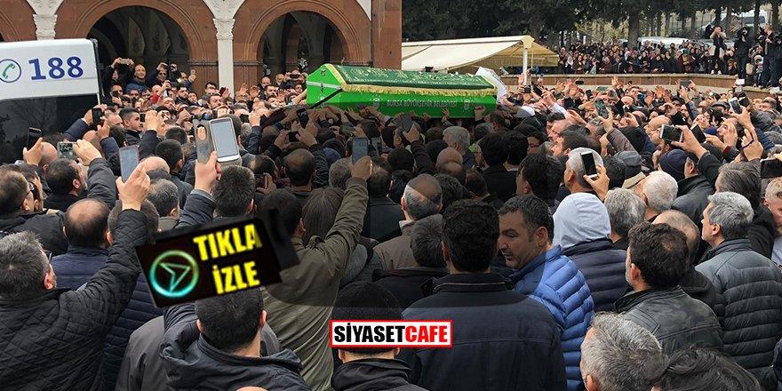 Sahte Peygamber Evrenesoğlu'nun cenazesine 3 bin kişi katıldı