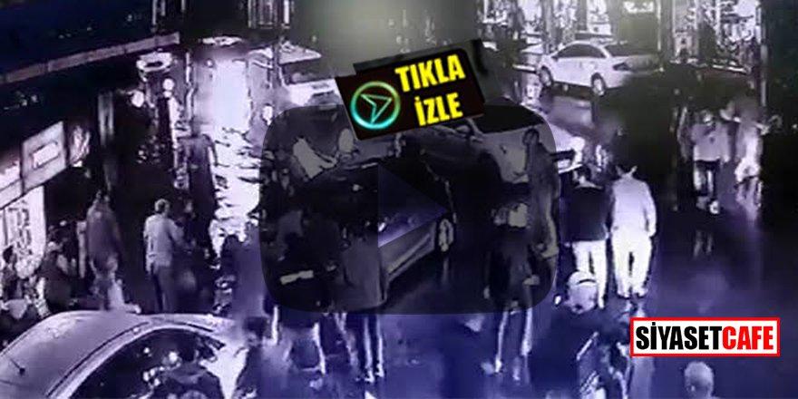 Çekmeköy'de trafik kazası sonrası yaşanan kavga kanlı bitti