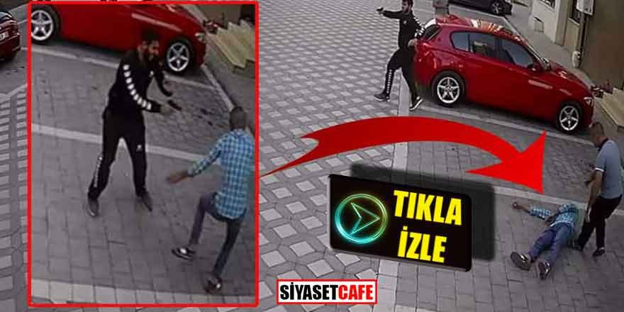 Adana'da şok! Kapıcıyı sokak ortasında böyle vurdu
