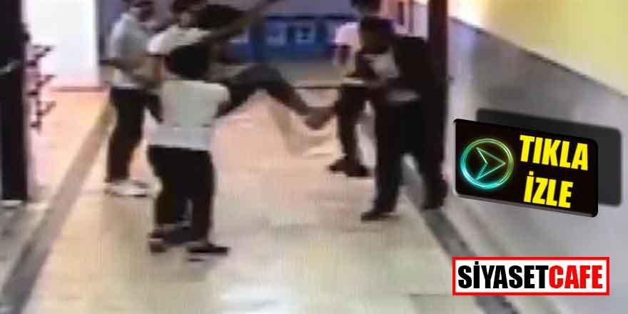 Arkadaşı ile kavga eden öğrenci okula silah getirdi