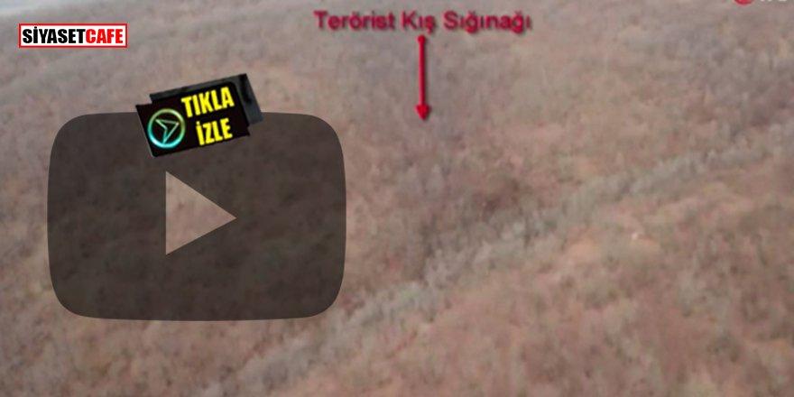 İçişleri Bakanlığı duyurdu: Gri listedeki terörist öldürüldü!