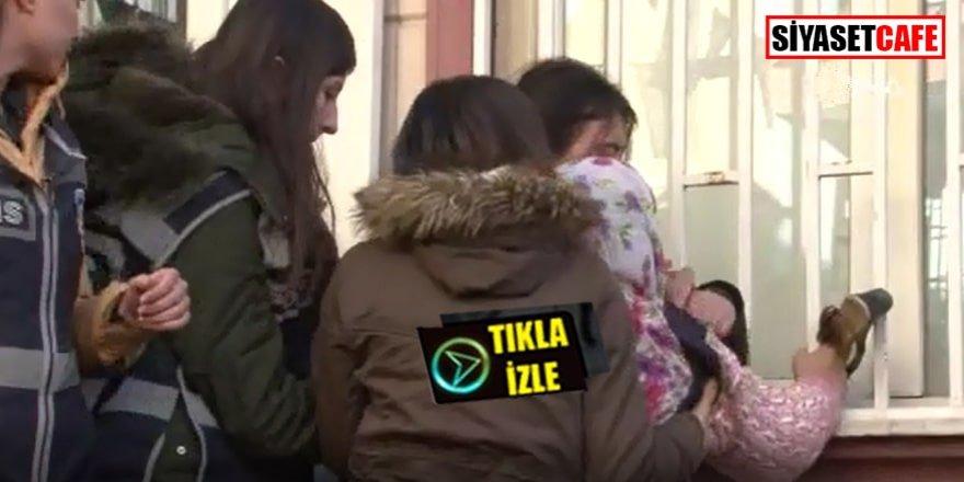 Diyarbakır annelerinden HDP'li vekilleri terlikli protesto
