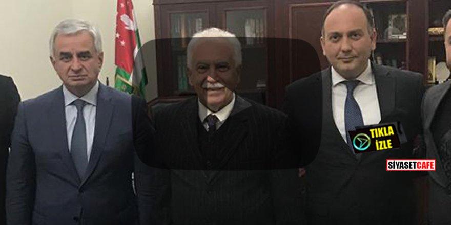 Perinçek'ten Abhazya çıkartması!