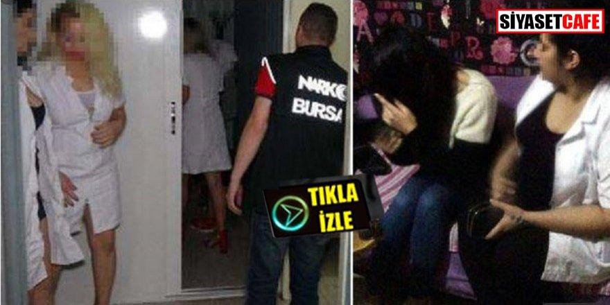 Bursa'da fuhuş yaptıran evli çifte tutuklama