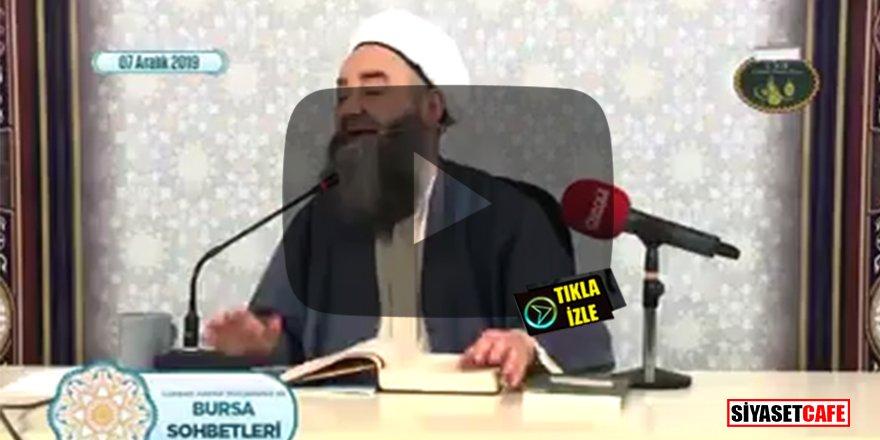 Cübbeli Ahmet'ten İhsan Eliaçık ve Mehmet Görmez'e şok sözler! Topa tuttu