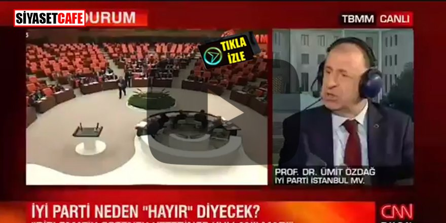 Ümit Özdağ: 2 milyon Suriyeli Türkiye'ye gelebilir