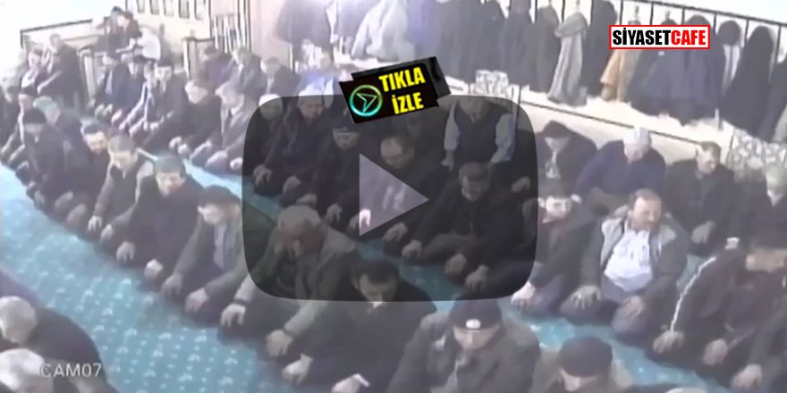 Konya'da rezalet! Cami içinde tekme tokat kavga ettiler