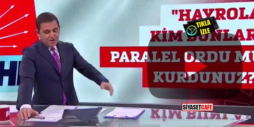Portakal'dan Türkiye'ye emperyalist suçlaması