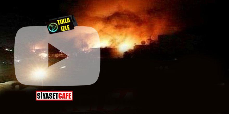 Irak'ta ABD Büyükelçiliği'nin bulunduğu bölgeye füze saldırısı