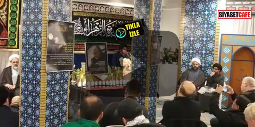 Berlin'de Süleymani için 'şehit' töreni düzenlendi! Ülke ayağa kalktı