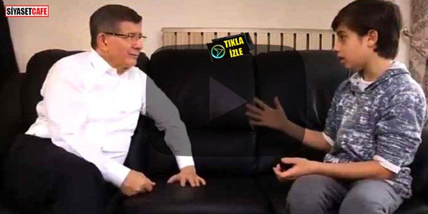 Ahmet Davutoğlu, TikTok'ta ikinci videosunu paylaştı