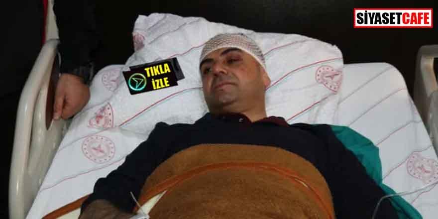Çığ altından kurtarılan AFAD İl Müdürü dehşeti anlattı
