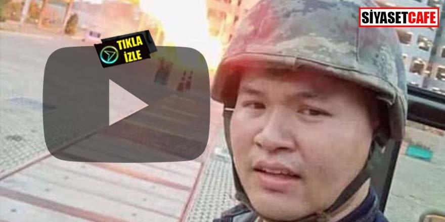 AVM'de facia: Asker katliam yaptı, 10 ölü