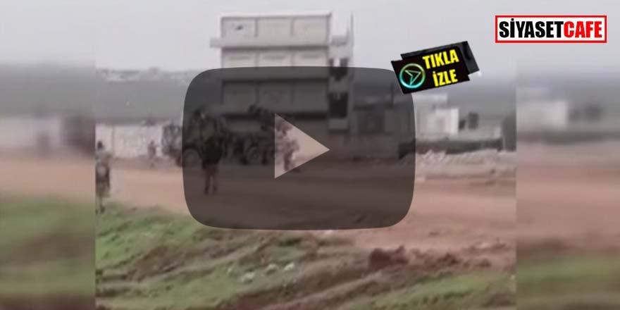 Son dakika: TSK Suriye ordusunu vurdu