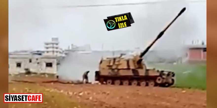 TSK, rejim güçlerini böyle vurdu!