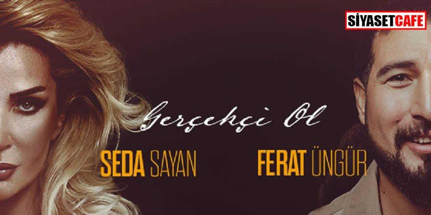 Seda Sayan'dan O Ses'in şampiyonu ile düet