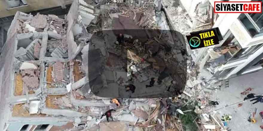 Vali Yerlikaya'da rahatlatan açıklama: Enkazın altında yaşam belirtisi bulunmadı