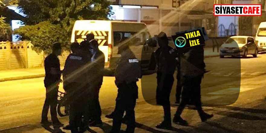 İstanbul'da bekçilere bıçaklı saldırı!