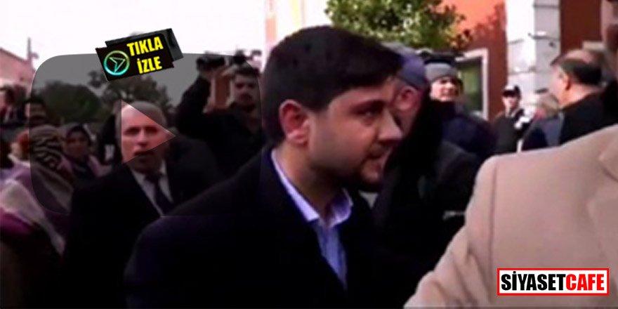 Ak Parti'li Başkan Yardımcısı belediye başkanını istifaya çağıran vatandaşlaraküfür etti