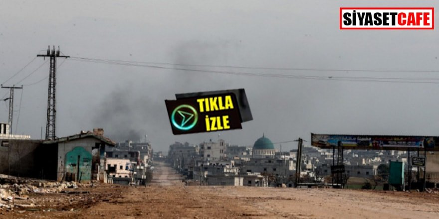 İdlib'de şiddetli çalışmalar