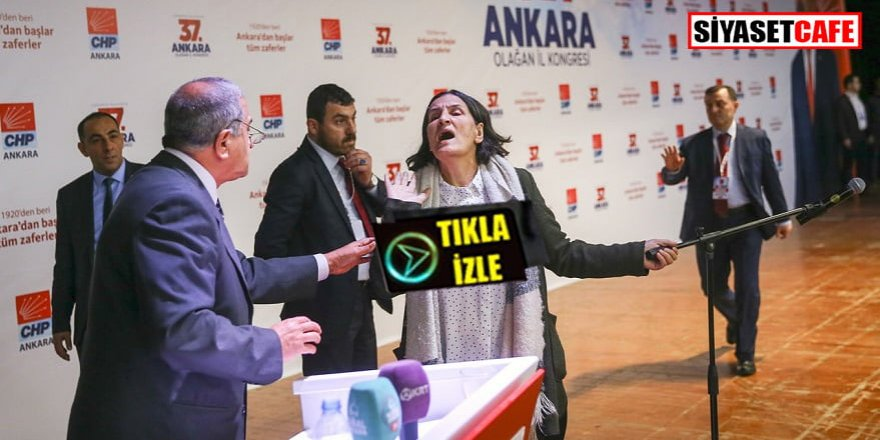 Kadınlara hakaret sözleri CHP kongresini karıştırdı