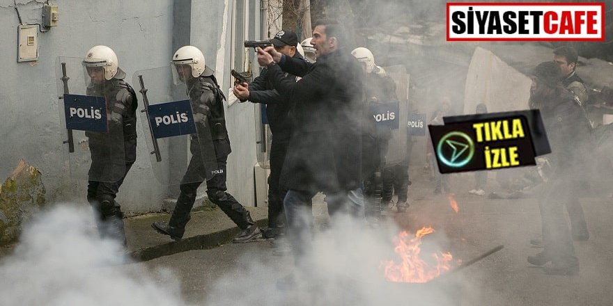Polisler hedef oluyor