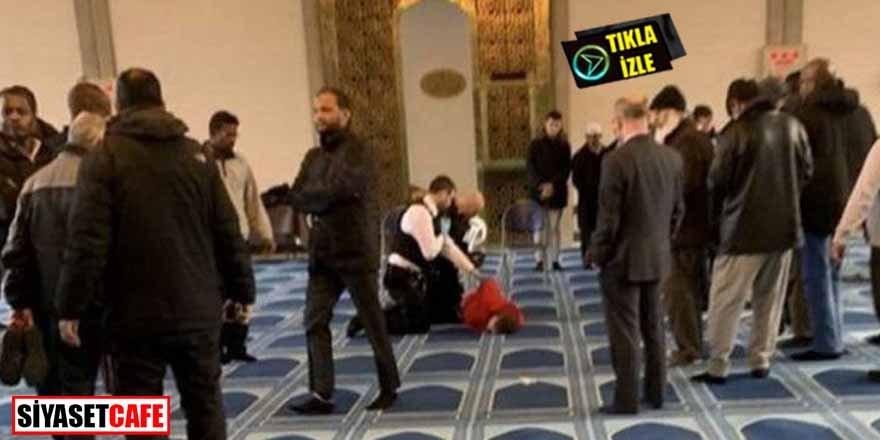 İngiltere'de camide din görevlisine bıçaklı saldırı!