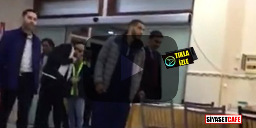 Galatasaraylı Belhanda Süleymancılar yurdunda yemek yedi