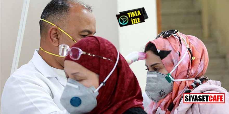 İran'dan koronavirüs ile ilgisi son durum! Tahran'dan Mehmet Bektaş bildirdi