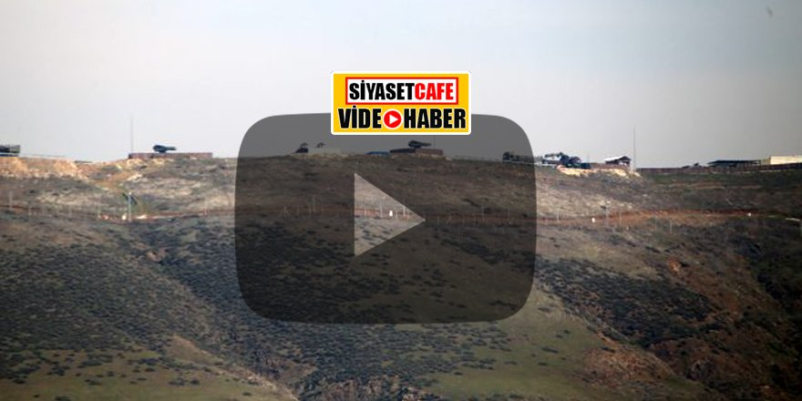 Hatay sınırındaki füze rampalarının yönü Suriye'ye çevrildi
