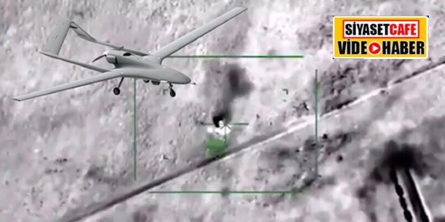 Türk işi 'SİHA'lar milyar dolarlık hava savunma sistemlerini dağıttı!