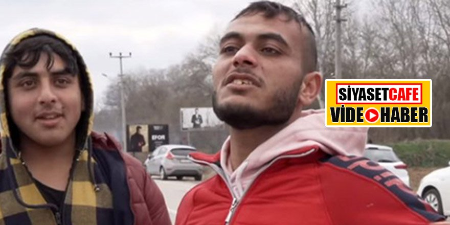 Türkiye'den koşar adım giden Suriyeli: Biz mi dedik bizi kurtarın diye?