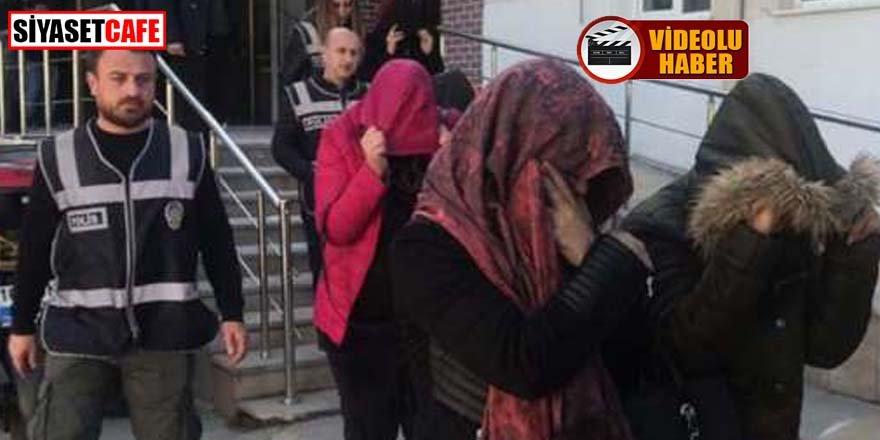 Bursa'da ortaya çıkan fuhuş çetesinin akıl almaz şifreleri