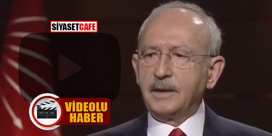 Kılıçdaroğlu'ndan skandal sözler: Esed bizim askerlerimizi koruyor