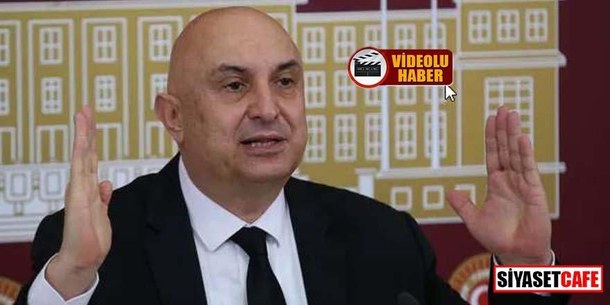 CHP'li Engin Özkoç'un Erdoğan'a hakaret ettiği sözler