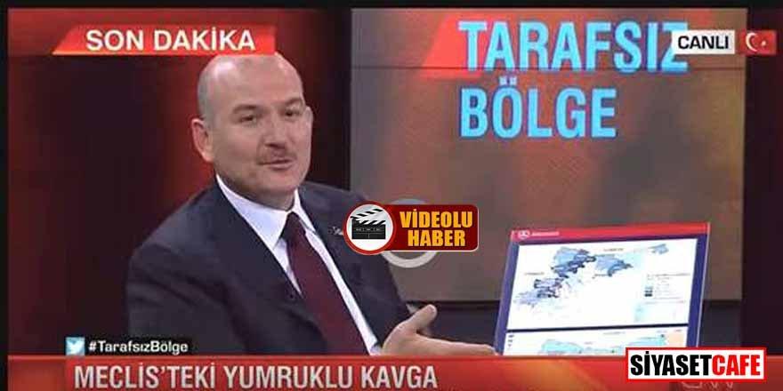 Bakan Soylu'dan flaş sözler: CHP, gayri milli bir sürece doğru itiliyor
