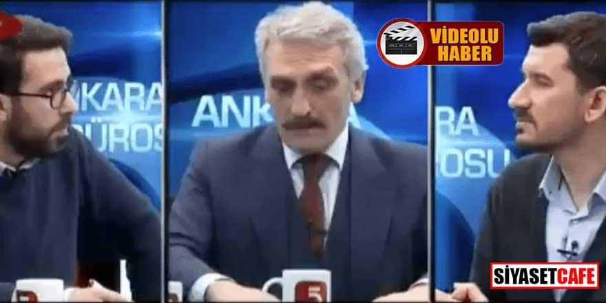 Ahmet Hamdi Çamlı, Babacan'ın taklidini yaptı