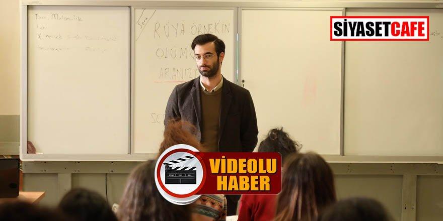 'Öğretmen' dizisinde sınıf hala rehin-FRAGMAN