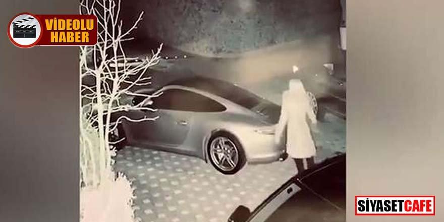 Aldatılan eşten olay paylaşım! Ece Erken otomobil parçaladı mı?