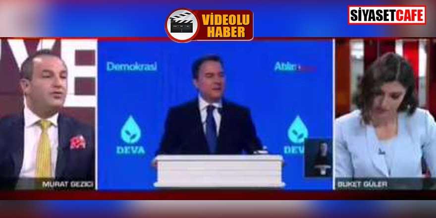 Anket sonuçlarını canlı yayında açıkladı! Yeni partilere arasında Fatih Erbakan detayı