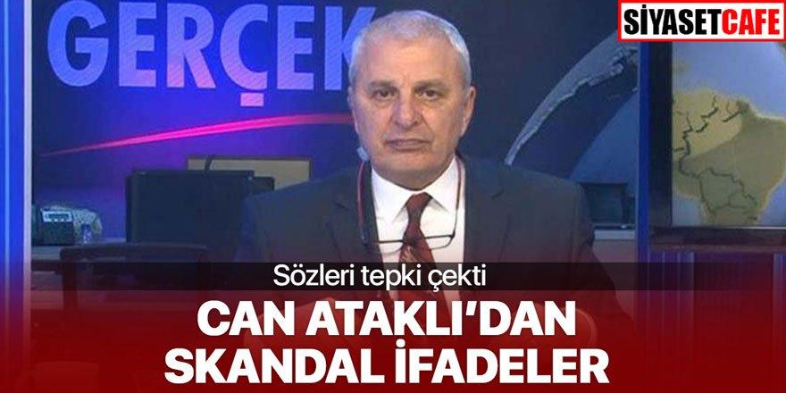 Can Ataklı'dan EBA TV'deki başörtülü öğretmene öfke dolu skandal sözler