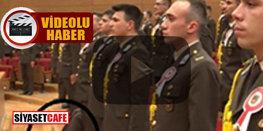 Harbiye'de Atatürk'e büyük saygısızlık: Ayağa kalkmadılar