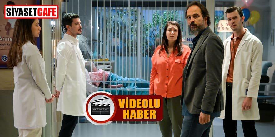 'Hekimoğlu' dizisinde işten kovma krizi-FRAGMAN