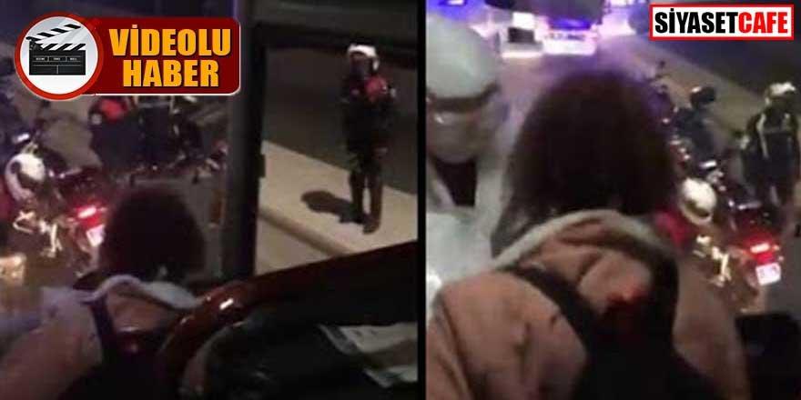 Karantinadan kaçırılan kadın olayı hakkında soruşturma başlatıldı