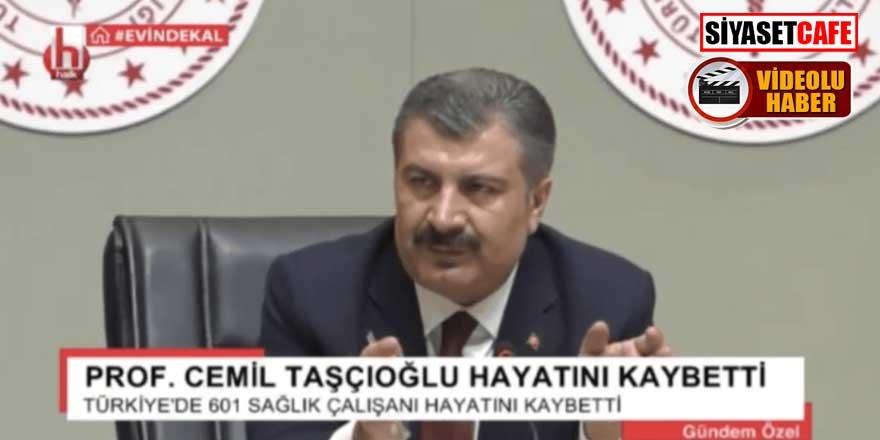 Halk TV'den skandal! '601 sağlık çalışanı öldü' yalan haberine büyük tepki